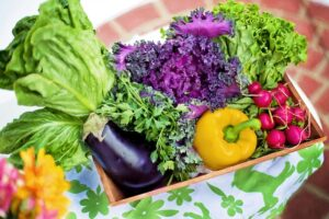 Suszenie warzyw